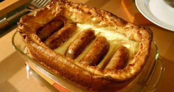 Toad in a hole ropucha v dire