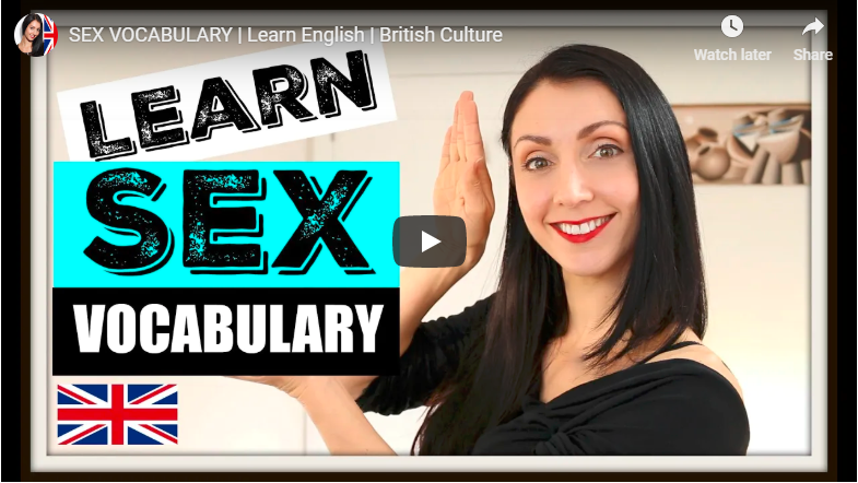 Anglický sex veido